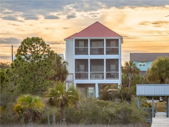 Detached Single Family - CAPE SAN BLAS, FL