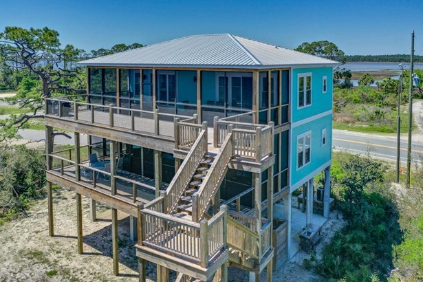 Detached Single Family, 2+ Story,Custom,Beach House - Cape San Blas, FL
