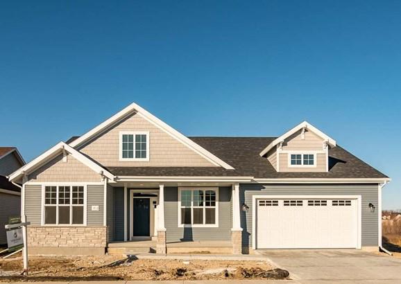 Ranch,Prairie/Craftsman, 1 story,Under construction - Sun Prairie, WI
