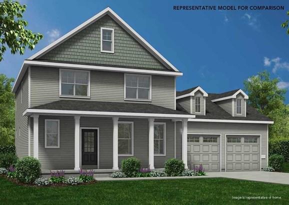 2 story,Under construction, Prairie/Craftsman - Verona, WI