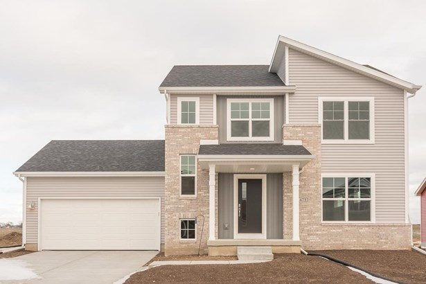 2 story,Under construction, Contemporary - Sun Prairie, WI (photo 1)