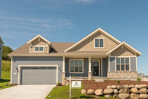 Ranch,Prairie/Craftsman, 1 story,Under construction - Cross Plains, WI (photo 1)