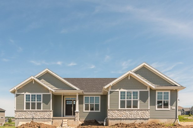 Ranch,Prairie/Craftsman, 1 story,Under construction - Verona, WI (photo 1)