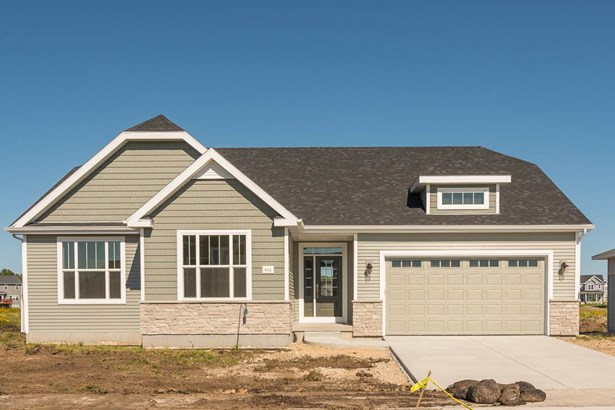 Ranch, 1 story,Under construction - Sun Prairie, WI
