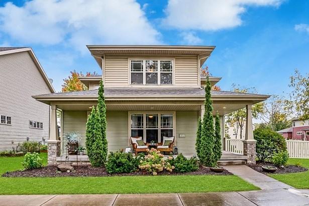 2 story, Prairie/Craftsman - Madison, WI