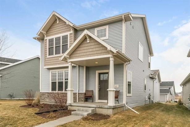 2 story, Bungalow,Prairie/Craftsman - Madison, WI (photo 1)