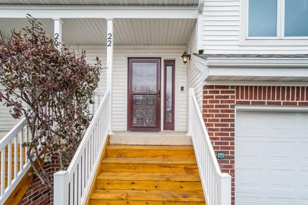 Townhouse-2 Story,End Unit - Madison, WI (photo 2)