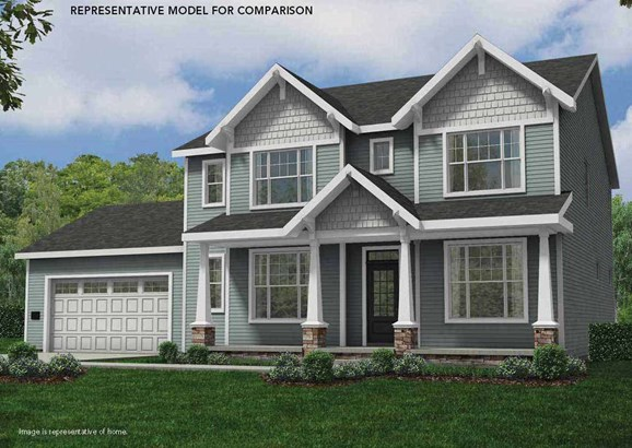 2 story,Under construction, Prairie/Craftsman - Cross Plains, WI (photo 1)