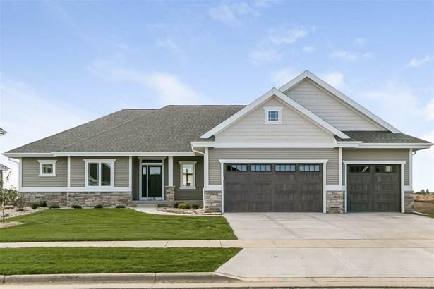 Ranch,Prairie/Craftsman, 1 story,Under construction - Waunakee, WI (photo 2)