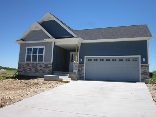 Ranch, 1 story,Under construction - Fitchburg, WI (photo 1)