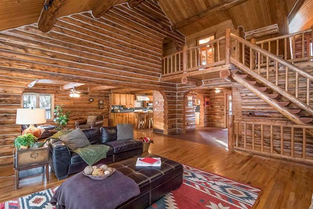 2 story, Log Home - Pardeeville, WI (photo 2)