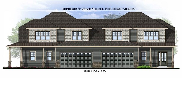 Townhouse-2 Story,Shared Wall/Half duplex,Under Construction - McFarland, WI (photo 1)