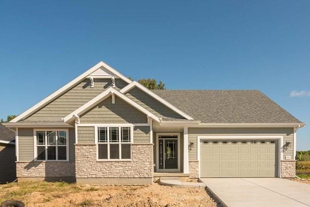 Ranch,Prairie/Craftsman, 1 story,Under construction - Madison, WI (photo 1)