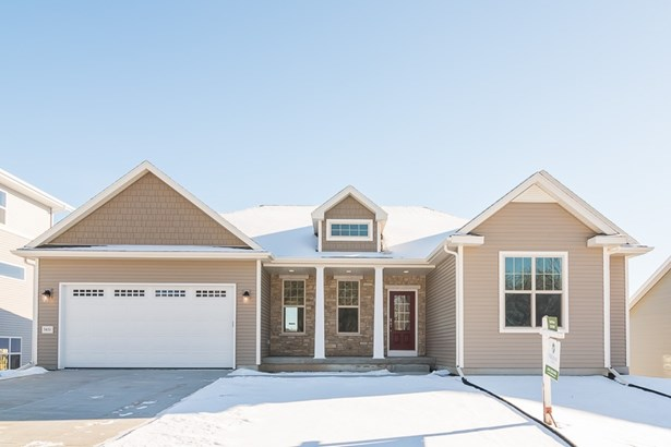 Ranch,Other, 1 story,Under construction - McFarland, WI (photo 1)