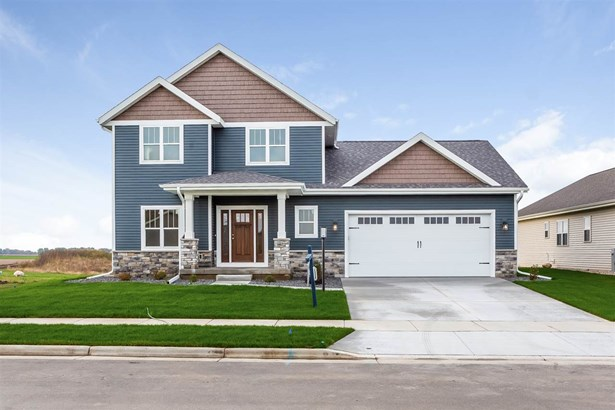2 story,Under construction, Colonial - DeForest, WI