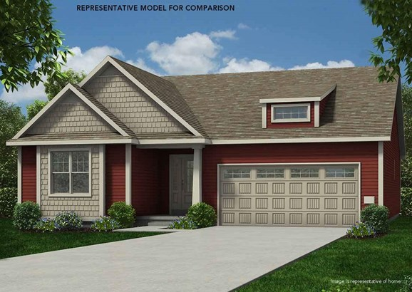 Ranch, 1 story,Under construction - Cross Plains, WI (photo 1)