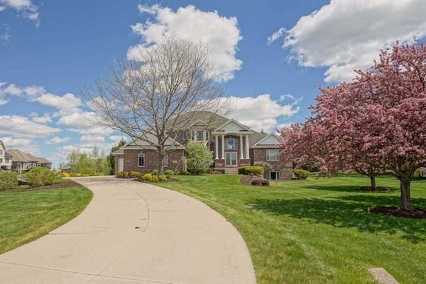 Contemporary, 2 story - Waunakee, WI