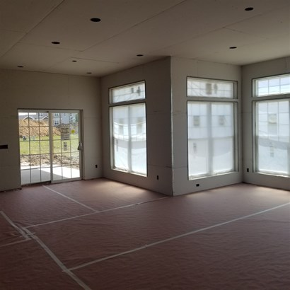 Ranch,Contemporary,Transitional, 1 story,Under construction - Middleton, WI (photo 3)