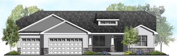 Ranch, 1 story,Under construction - DeForest, WI (photo 1)