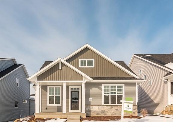 Ranch,Prairie/Craftsman, 1 story,Under construction - Waunakee, WI