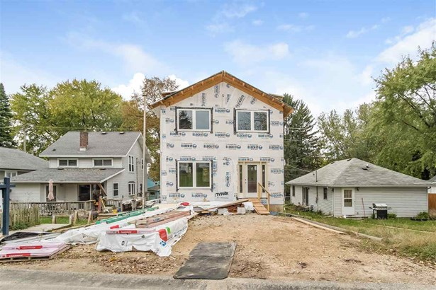 2 story,Under construction, Contemporary - McFarland, WI