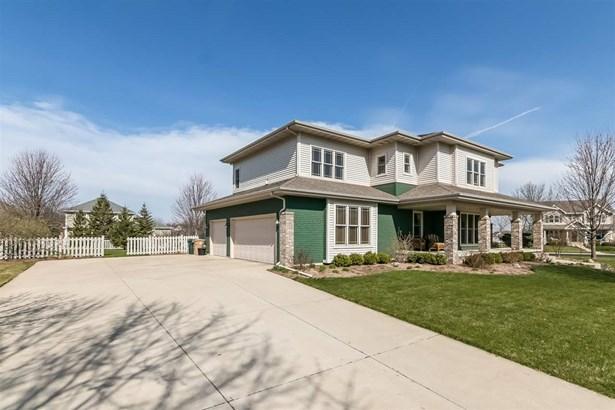 2 story, Colonial,Prairie/Craftsman - Madison, WI (photo 1)