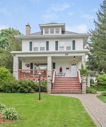 2 story, Victorian - Mount Horeb, WI (photo 1)