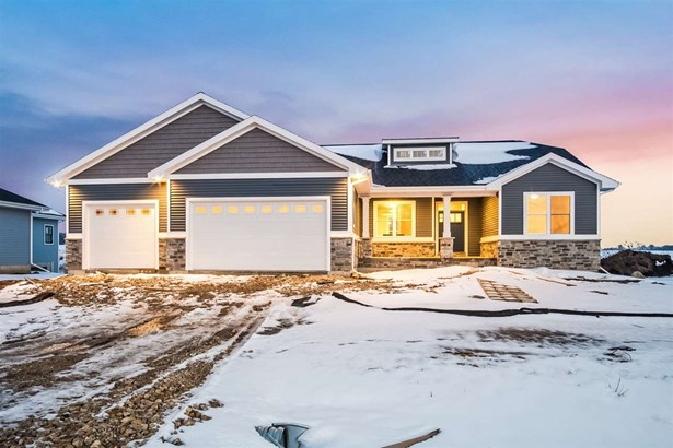 1 story,New/Never occupied, Ranch - DeForest, WI (photo 1)