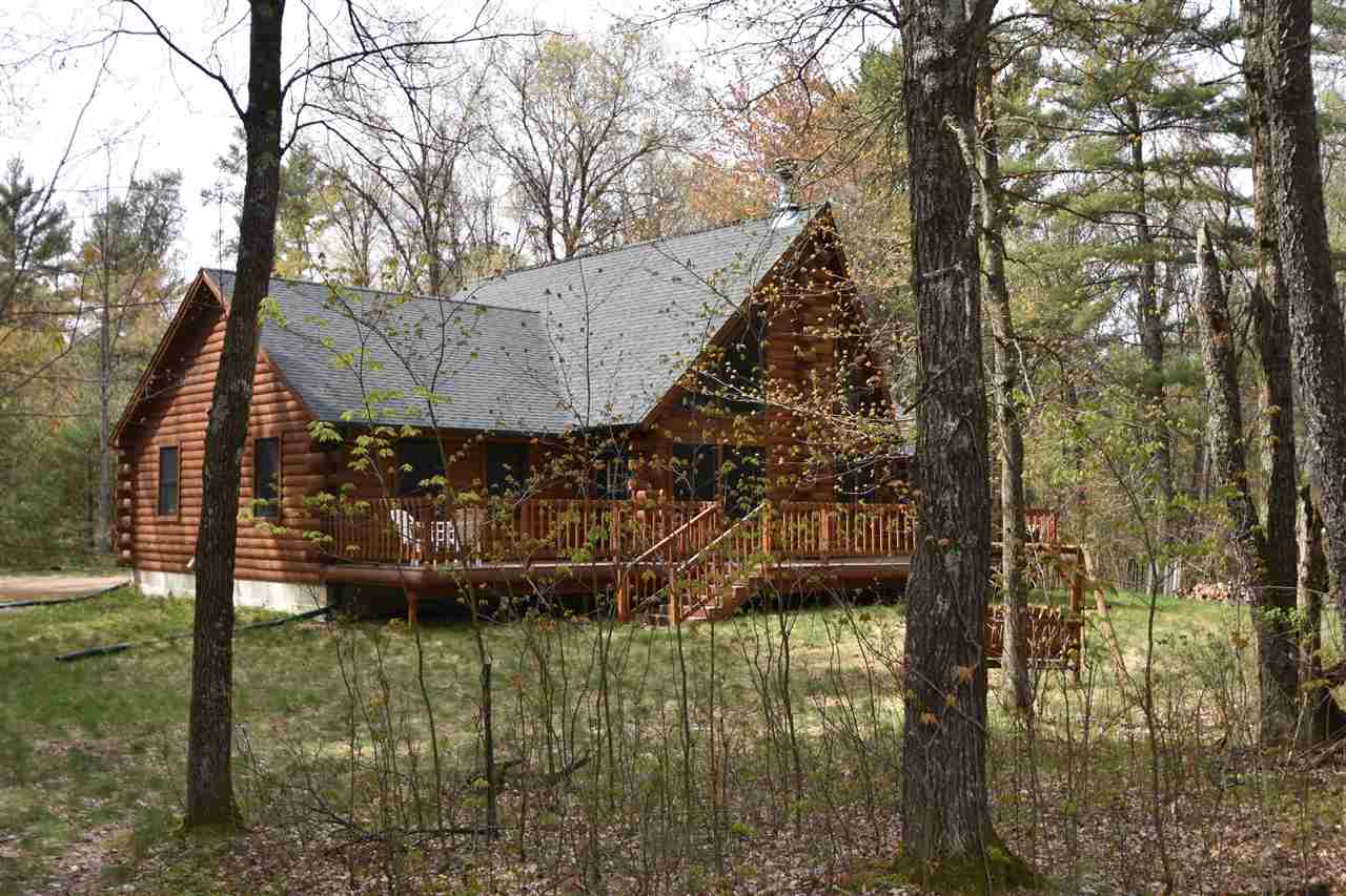 1 1/2 story, Log Home - Arkdale, WI (photo 3)