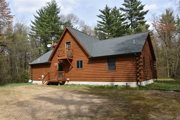 1 1/2 story, Log Home - Arkdale, WI (photo 4)