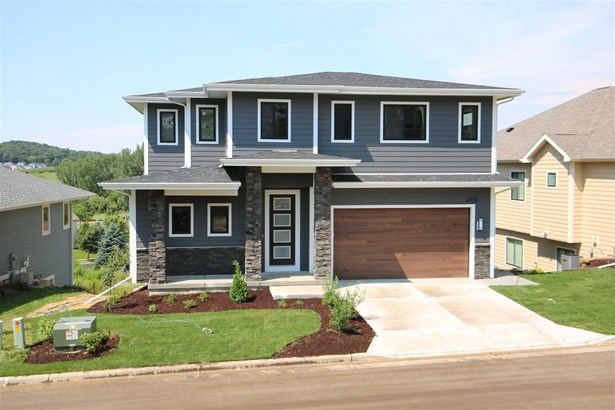 2 story,BldgPlan w/Lot, Contemporary - Middleton, WI (photo 1)
