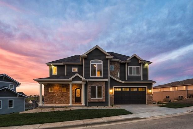 2 story,BldgPlan w/Lot, Prairie/Craftsman - Middleton, WI (photo 1)