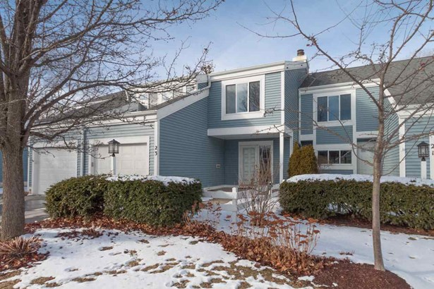 Contemporary,Other, 2 story,Shared Wall/HalfDuplex - Madison, WI (photo 1)