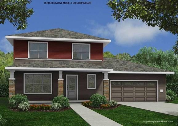 2 story,Under construction, Prairie/Craftsman - McFarland, WI
