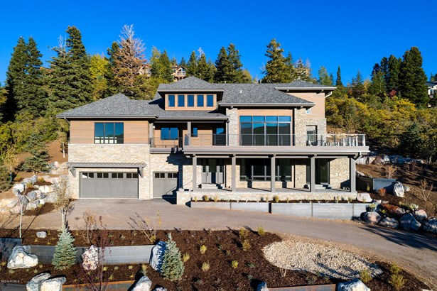 Mountain Contemporary,Multi-Story, Detached - Park City, UT