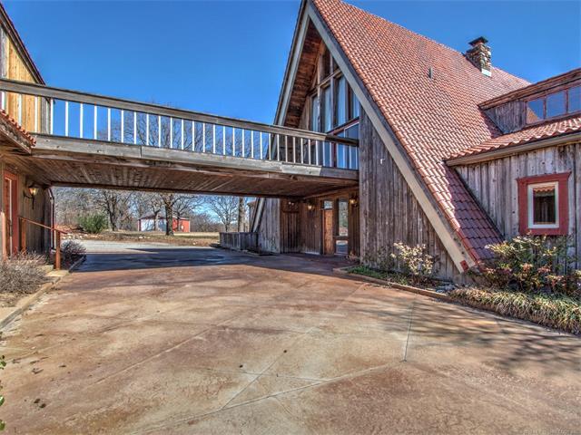 Cabin, House - Mounds, OK (photo 2)