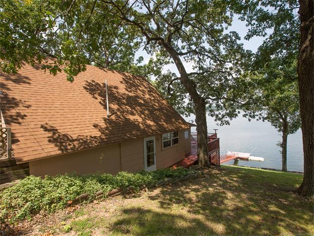 Cabin, House - Eucha, OK (photo 5)