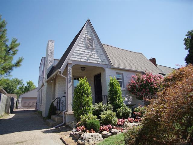 House, Bungalow - Tulsa, OK (photo 1)