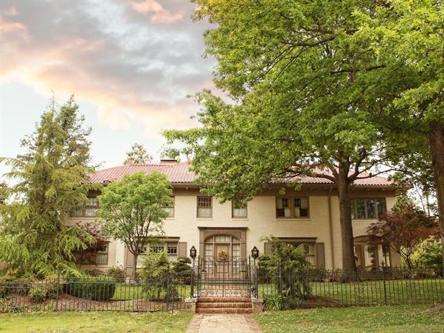 Colonial, House - Tulsa, OK (photo 1)