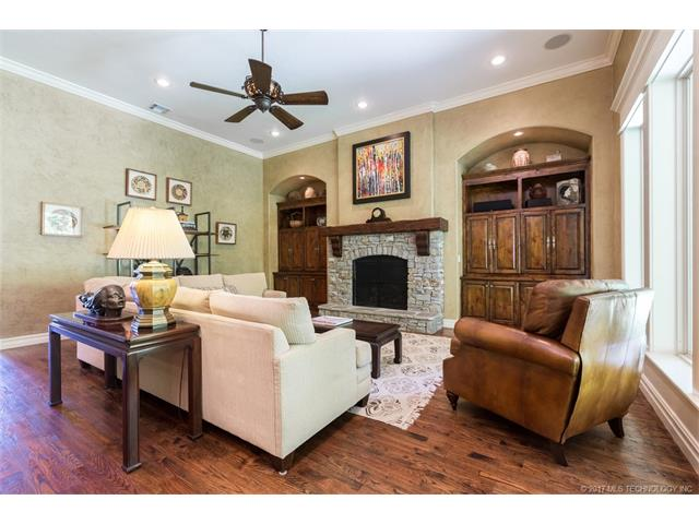 Country French, House - Jenks, OK (photo 5)