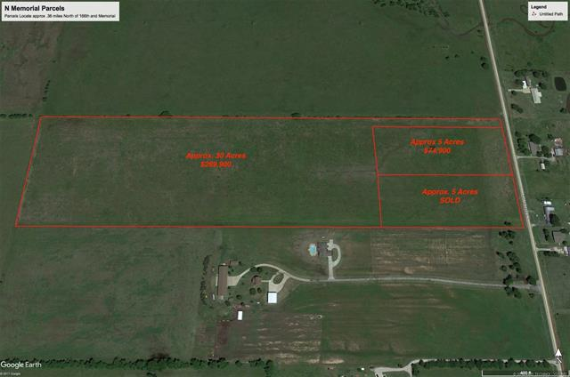 Over 5 Acres - Collinsville, OK