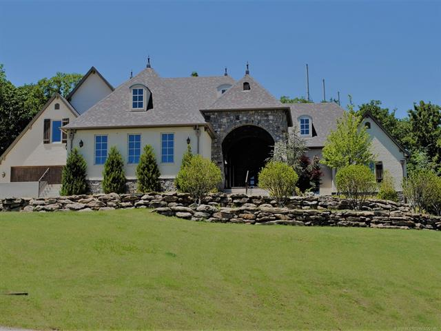 Country French, House - Jenks, OK (photo 1)