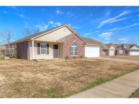 Country French, House - Collinsville, OK (photo 2)