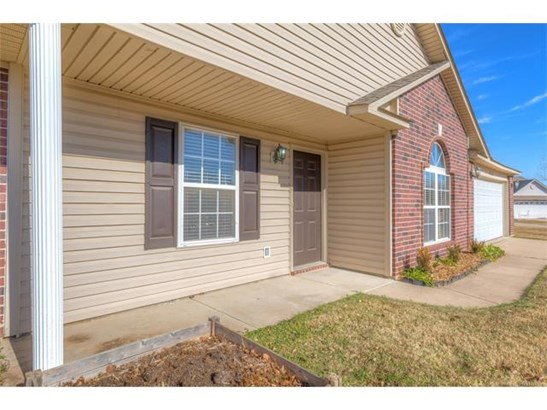 Country French, House - Collinsville, OK (photo 3)