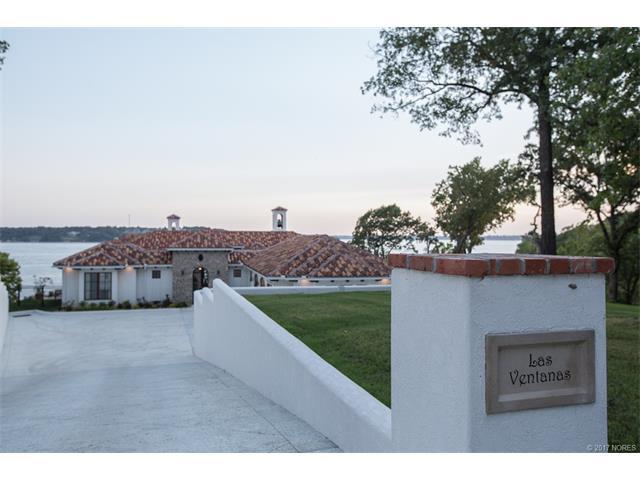 Spanish/Mediterranean, House - Afton, OK (photo 2)