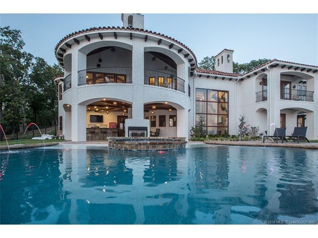 Spanish/Mediterranean, House - Afton, OK (photo 1)