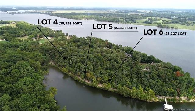 Lake Lot - Adair, OK (photo 3)