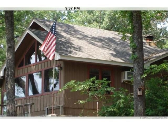 Cabin, House - Eucha, OK (photo 1)