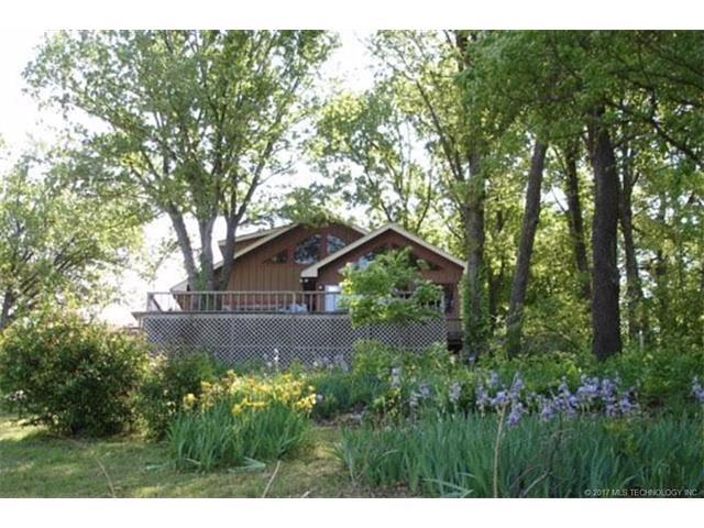 Cabin, House - Eucha, OK (photo 3)