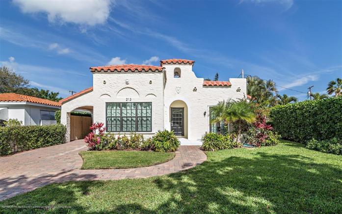 213 Seville Road, West Palm Beach, FL - USA (photo 1)